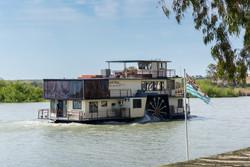 Murray River Boat