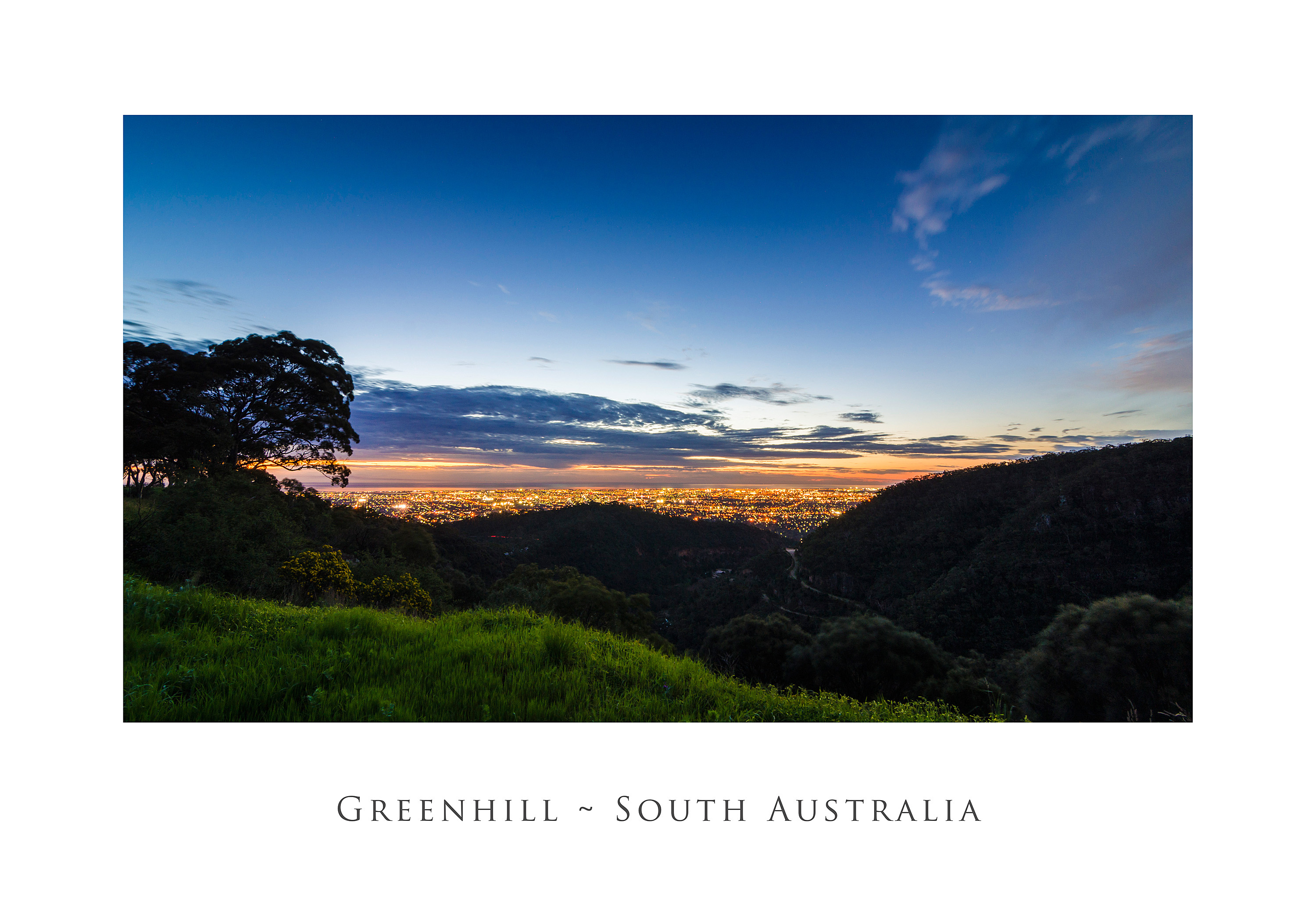 Greenhill Sunset