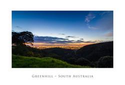 Greenhill Sunset