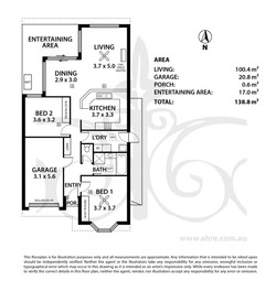 Unit 10, 101 States Road, Morphett Vale Floor Plan-PRINT