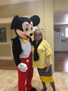 Mickey and Mrs. Susan
