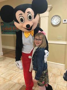 Mickey and Lydia