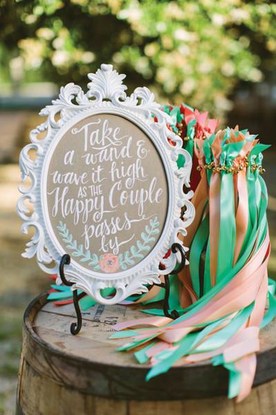 No Confetti, No Rice and No Sparklers...No problem. Here's 12 alternative wedding send-offs tha