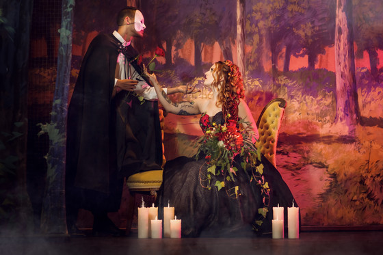 Phantom of the Opera Style Shoot