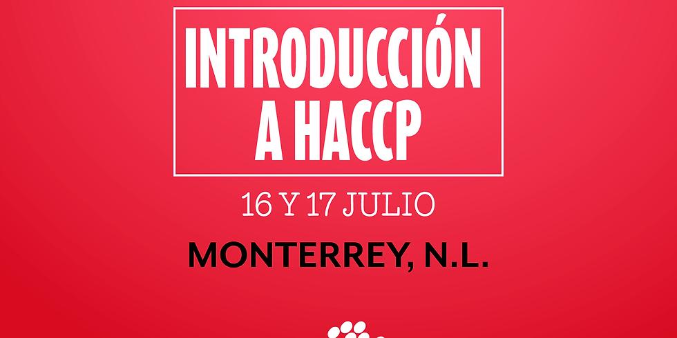 Introducción a HACCP