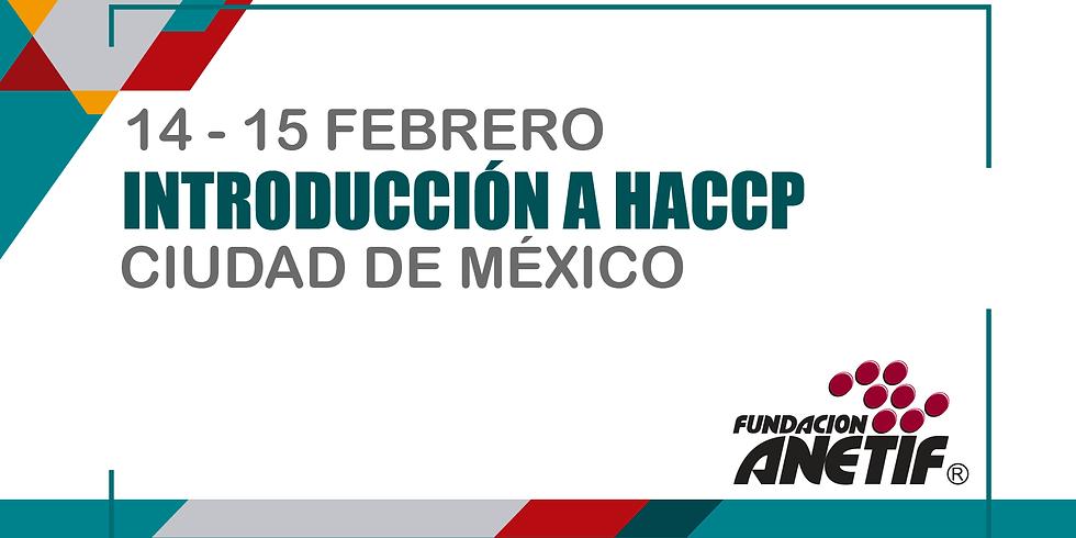 Introducción a HACCP (1)