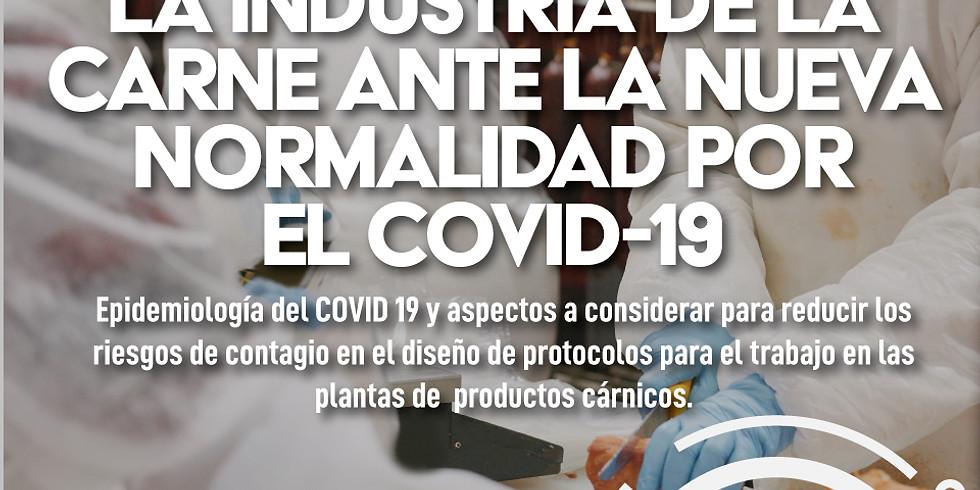 La industria de la carne ante la nueva normalidad por el COVID-19