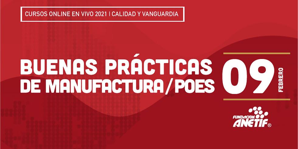 Online :: Buenas Prácticas de Manufactura / POES