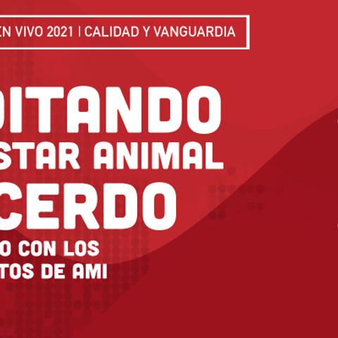 Online :: Auditando bienestar animal de cerdo de acuerdo con los lineamientos de AMI