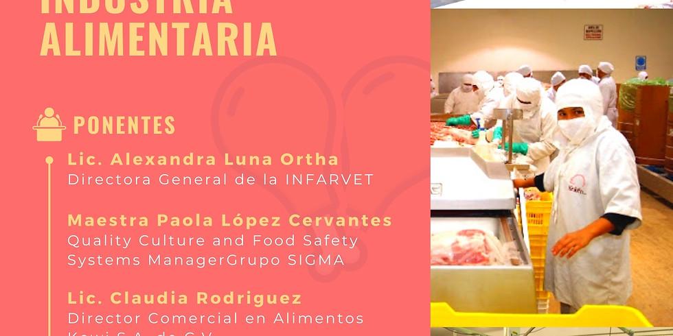 Web Conference La participación de la mujer en la industria alimentaria