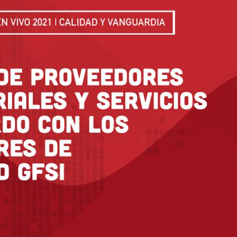 Online :: Gestión de proveedores de materiales y servicios de acuerdo con los estándares de inocuidad GFSI