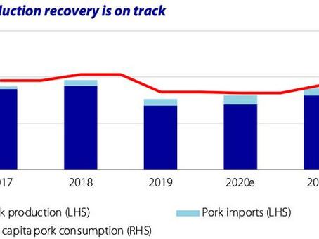 La evolución de la PPA en China y Alemania sigue condicionando el comercio mundial de carne de cerdo