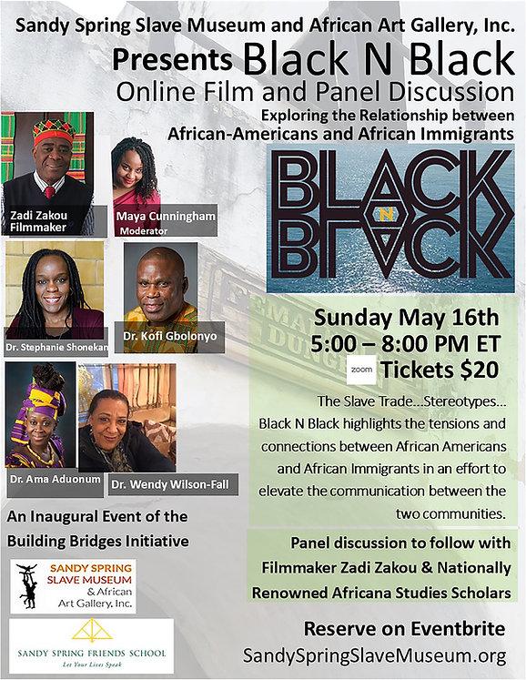 Black N Black Flyer for Facebook - final