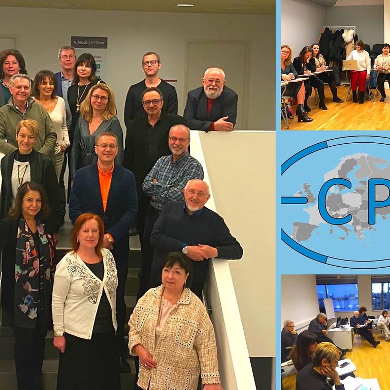 ECPP - Réunion du bureau 2020
