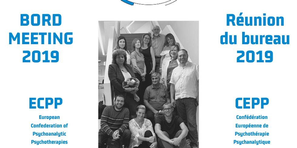 ECPP - Réunion du Bureau
