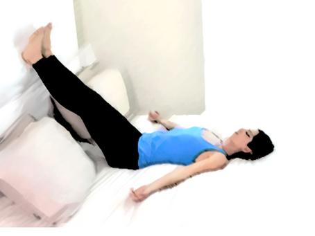 No mas insomnio con estas 3 poses de yoga!