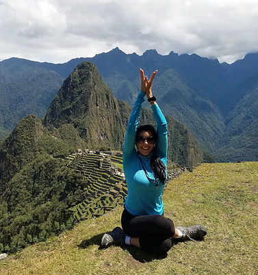 Cusco yoga retreat