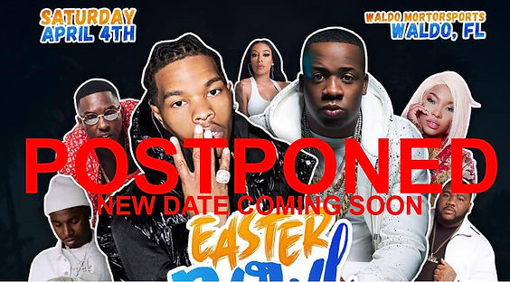 EasterBowl 2020 Artists 4 Cover POSTPONE