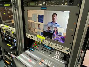 DBS Live Webinar  #LiveStreaming #Live #RemoteProduction #LiveU #LiveULU500 #WebSite #RSVP