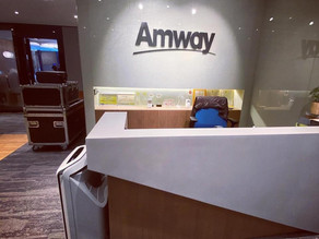 Amway Live Sales Meeting - Day 1