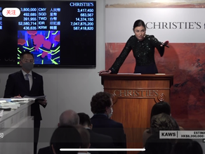 Christie's Auction House Live Streaming