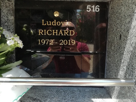 Pensée pour Ludovic Richard