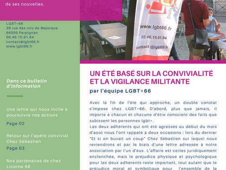 L'Hebdo LGBT+ des Pyrénées-Orientales - août 2021 #4