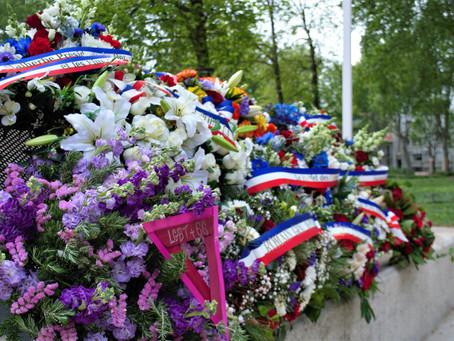 Journée nationale du souvenir de la déportation - 25/04/2021