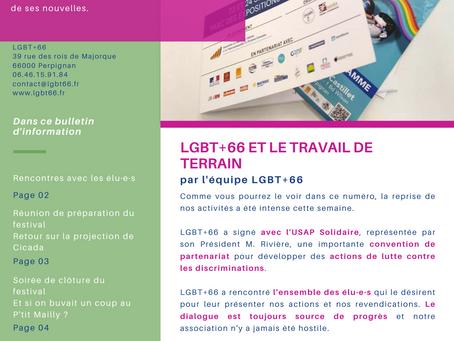 L'Hebdo LGBT+ des Pyrénées-Orientales - sept. 2021 #4