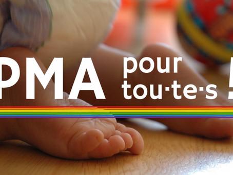 PMA - Communiqué de Presse Fédération LGBTi+