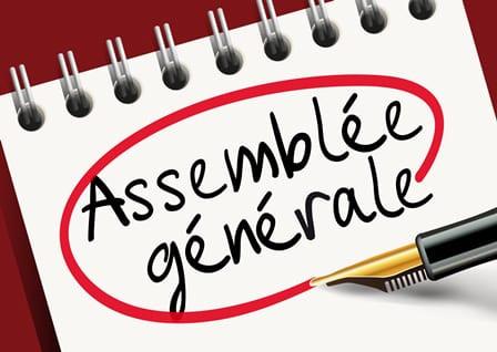 ASSEMBLEE GENERALE DU 6 FEVRIER 2021