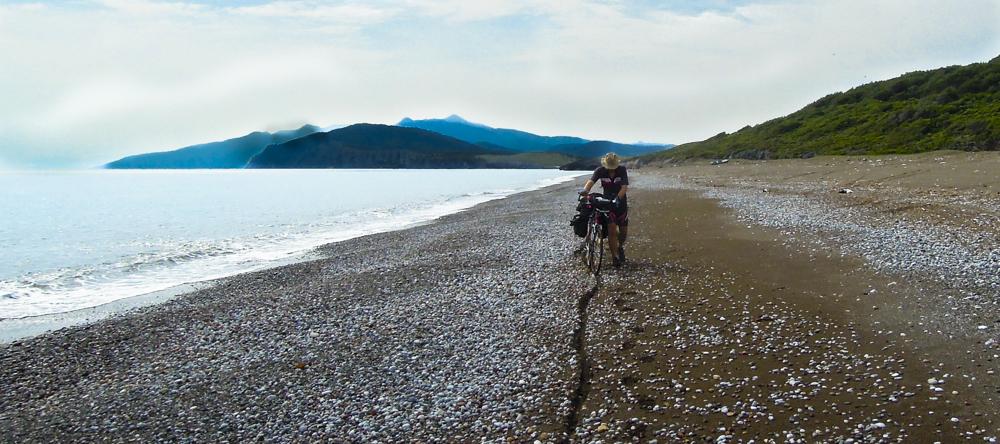 Řecko na kole