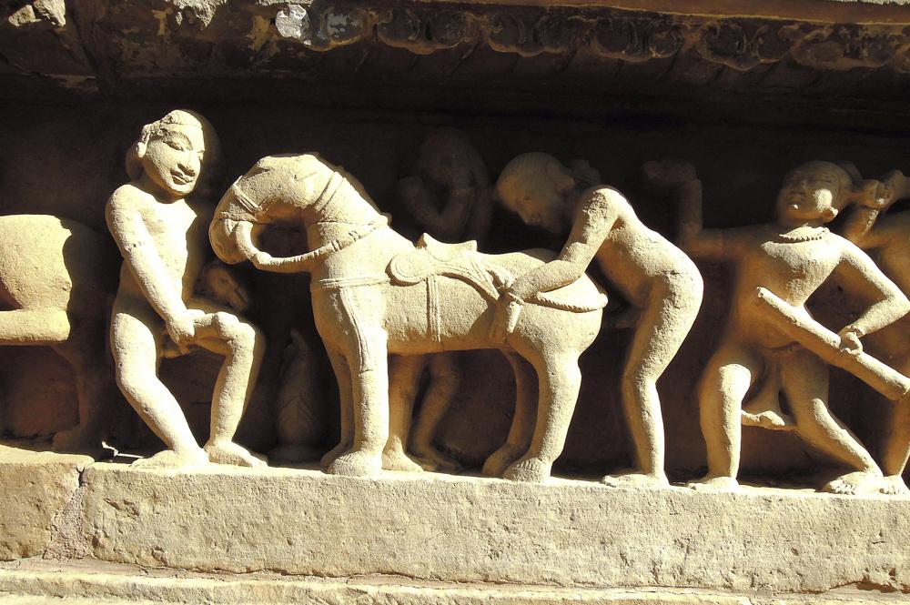 Indie - Khajuraho