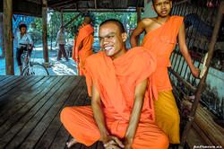 Budhističtí mniši, Kambodža