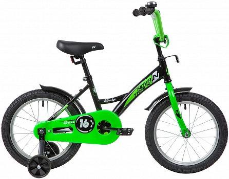 """Детский велосипед Novatrack Strike 16"""""""
