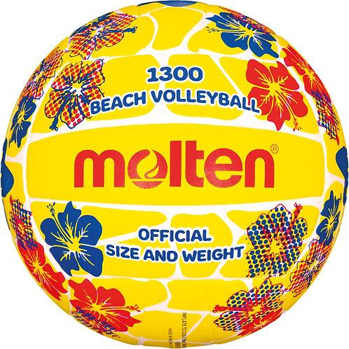 V5B1300-FY-. 5 Мяч для пляжного волейбола, р.5 Molten . р. 5