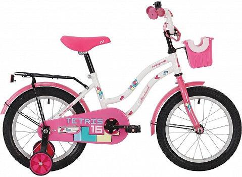 """Детский велосипед Novatrack Tetris 18"""""""