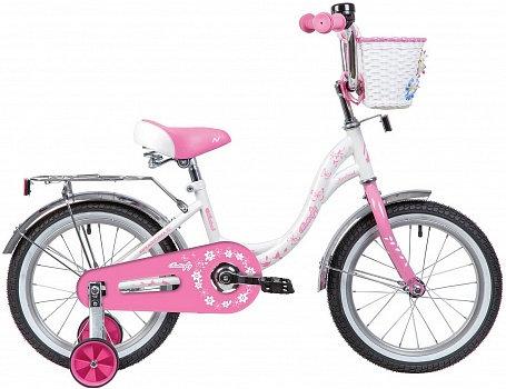 "Детский велосипед Novatrack  Butterfly 16"""