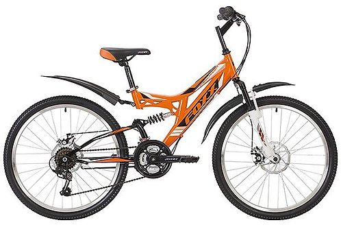 """Подростковый велосипед Foxx Freelander 24"""""""