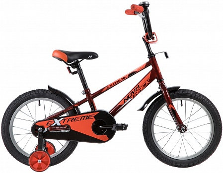 "Детский велосипед Novatrack Extreme 16"""