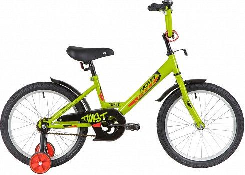 """Детский велосипед Novatrack Twist 18"""""""