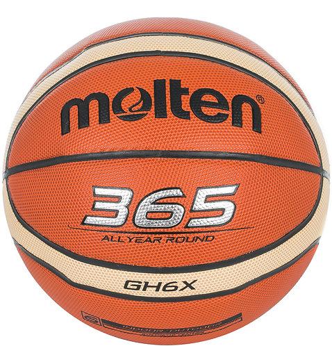 Мяч баскетбольный Molten GH6X