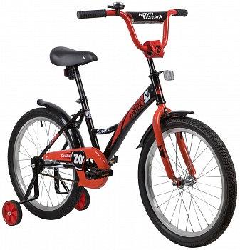 """Подростковый велосипед Novatrack Strike 20"""""""