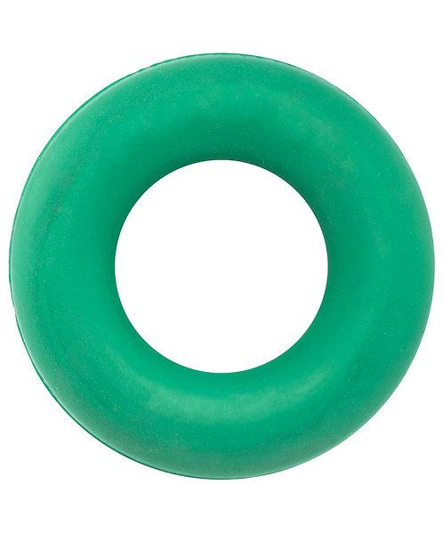 Эспандер кистевой Кольцо 15 кг, зеленый