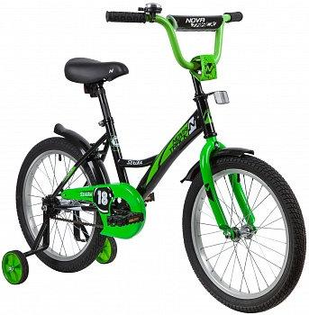 """Детский велосипед Novatrack Strike 18"""""""