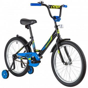 """Подростковый велосипед Novatrack Twist 20"""""""