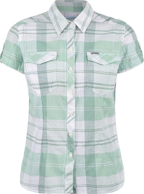 Рубашка с коротким рукавом женская Columbia Camp Henry™ II