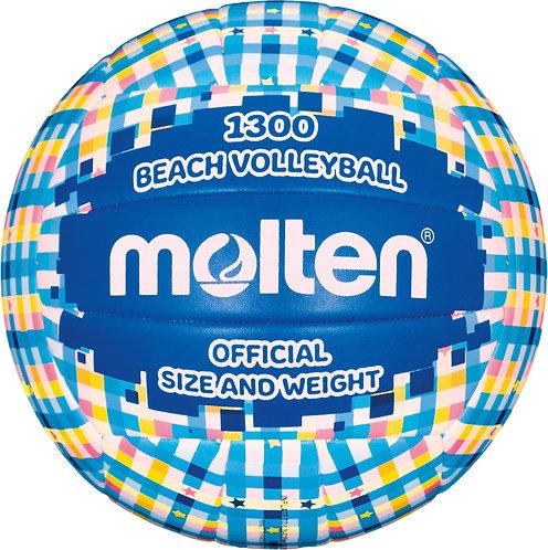 V5B1300-CB-. 5 Мяч для пляжного волейбола, р.5 Molten . р. 5
