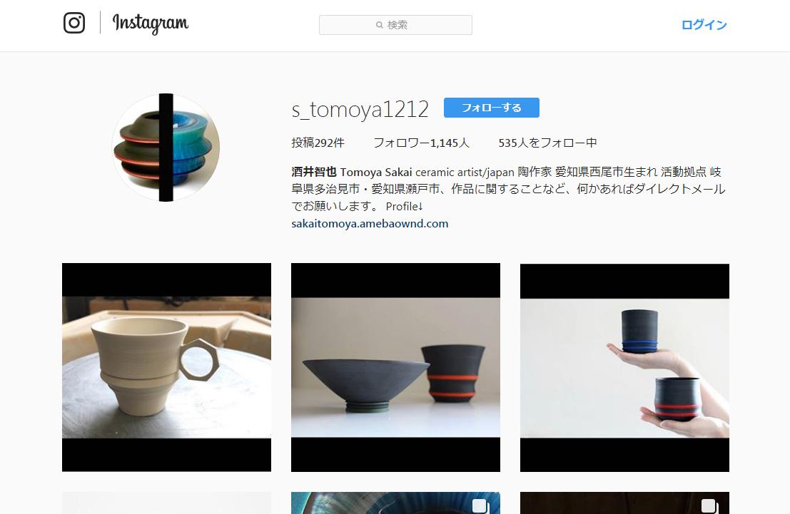 instagram 酒井智也