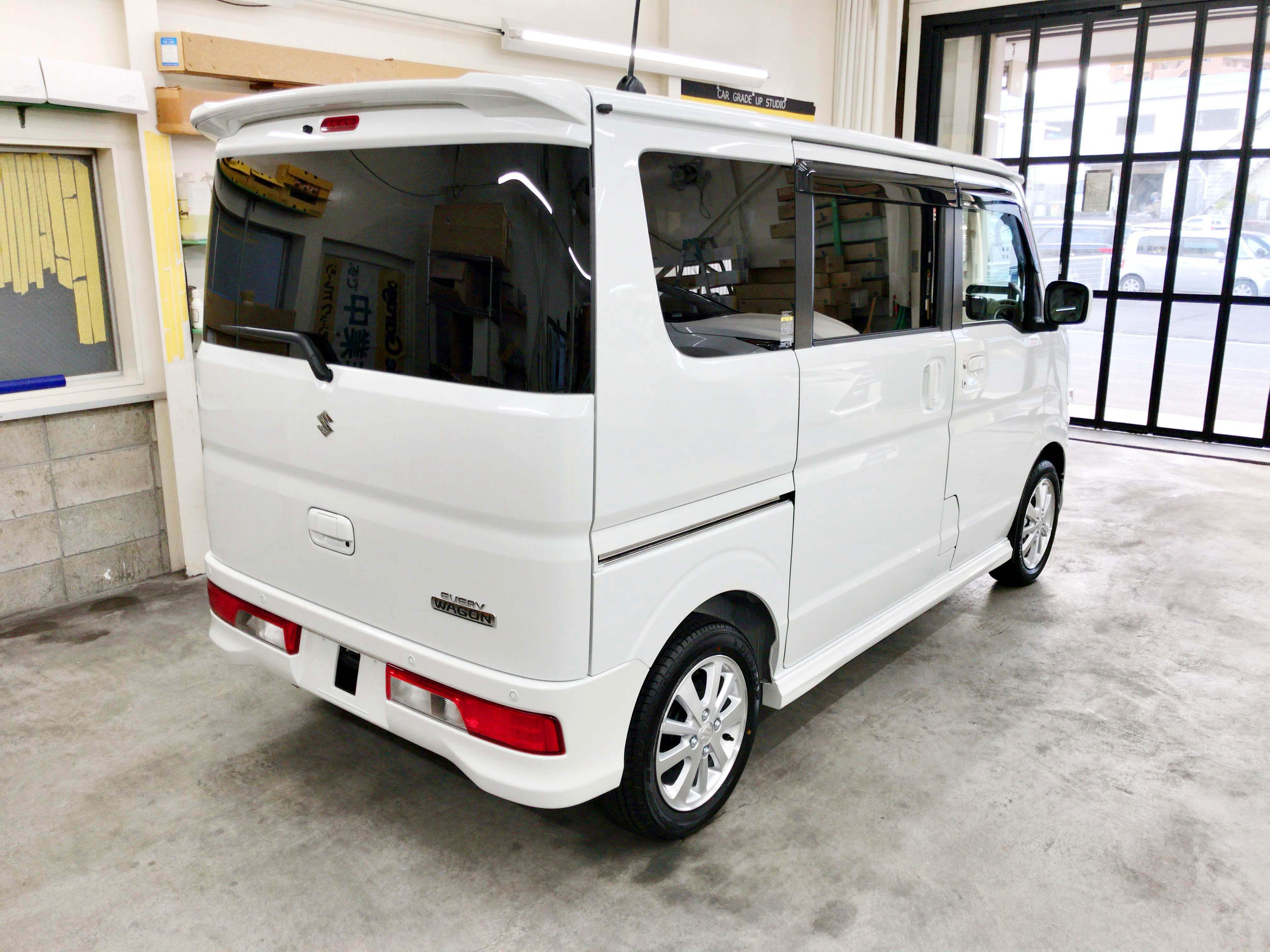 2019.12. スズキ エブリィ(DA17型)